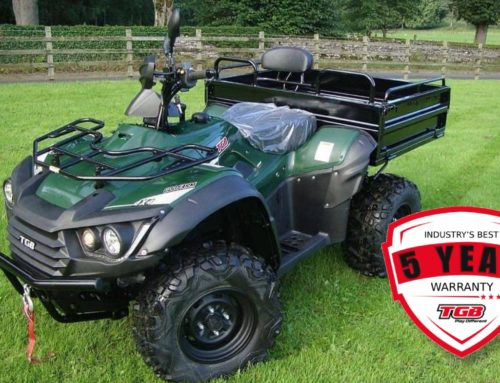 3 Reasons Why The TGB Landmaster Is The ATV For You