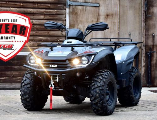 Why The TGB Blade 520SL EPS Is The Only Farm Quad You'll Need